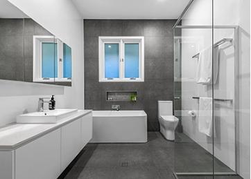 comfort and bath