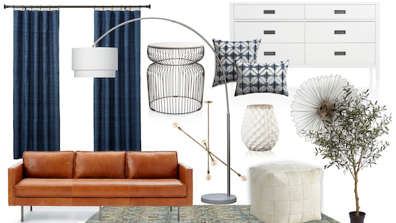 home furniture and decorations